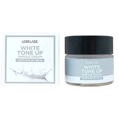 Lebelage Ampule Cream White Tone Up - Ампульный крем, выравнивающий тон лица