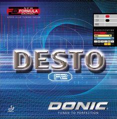 Накладка DONIC Desto F2