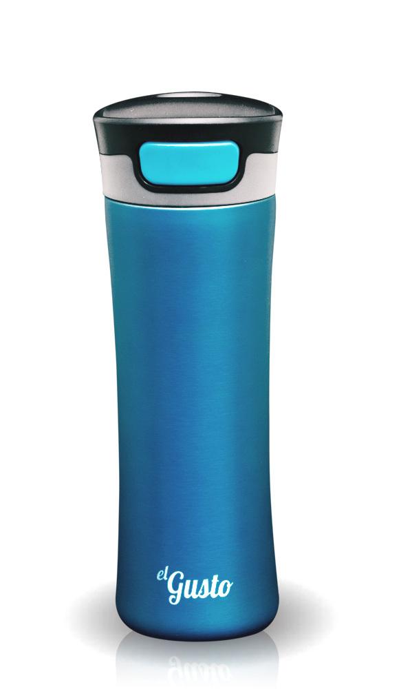 Термокружка El Gusto Primavera (0,47 литра) синяя