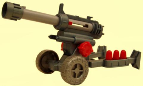 Пушка детская пневматическая С-33-Ф