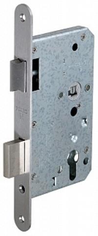 FL- 0434 Корпус замка для противопожарных дверей,защелка,ригель,под цилиндр