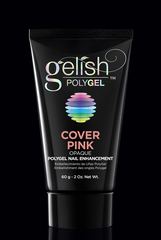 Polygel Cover Pink - Камуфлирующий розовый (плотный) - 60 г.