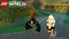 Xbox One LEGO Worlds (русская версия)