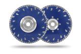 Диск алмазный для резки и шлифовки гранита GR/F 230D-3,0T-8W-22,2