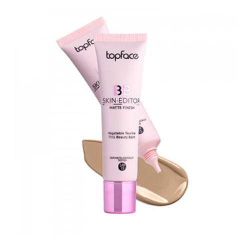 Topface Тональный крем BB Skin Editor Matte Finish  №006 - PT462
