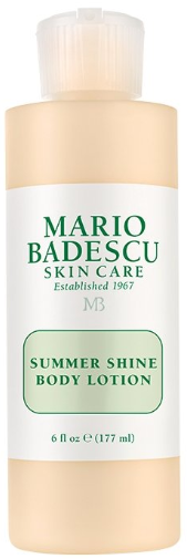 Mario Badescu Summer Shine Body Lotion лосьон для тела 177 мл