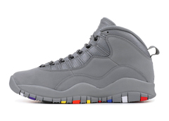Air Jordan 10 Retro 'Cool Grey'