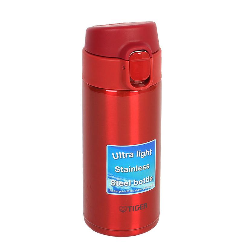 Термокружка Tiger MMY-A036 Agate (0,36 литра) красная