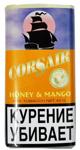 Табак CORSAIR HONEY & MANGO (40гр)