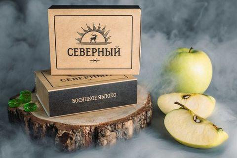 Табак для кальяна Северный Босяцкое Яблоко