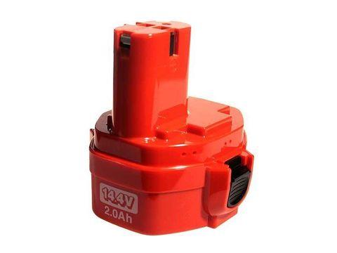Аккумулятор для шуруповертов Makita 14.4В, 2.0Ач, NiCd