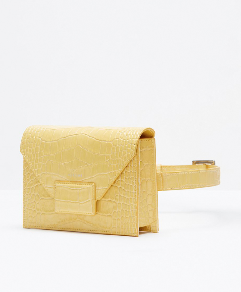 Сумка-трансформер Vintage Yellow