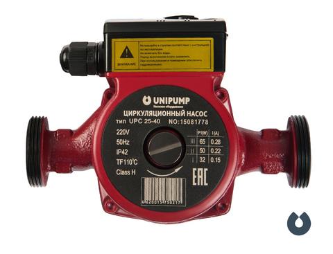 Насос циркуляц. (отопл.) UPС 25-200 230