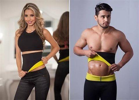 Пояс для похудения Хот Шейперс Hot Shapers, созданный на основе тех...