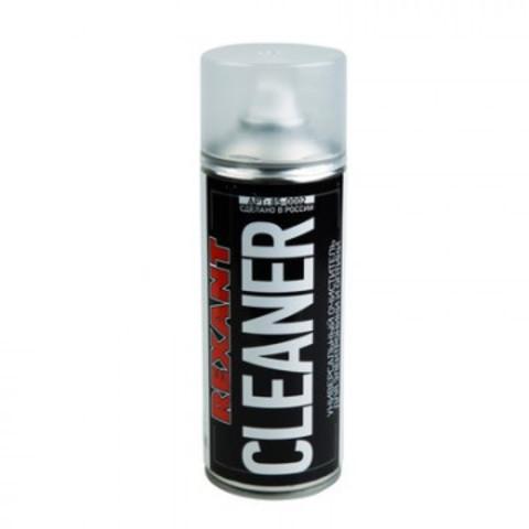 Спрей для чистки оргтехники Rexant Cleaner 400мл, универсальный