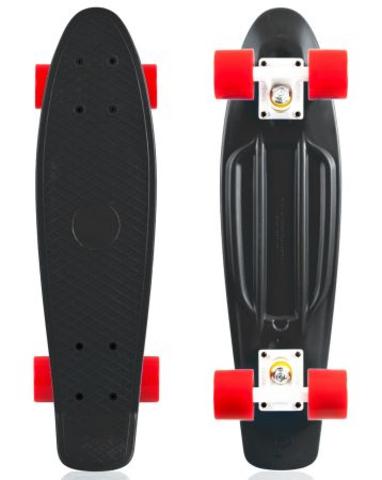 Скейтборд-пенниборд Fish 9940 размер 22