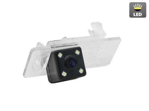 Камера заднего вида для Volkswagen Golf V PLUS Avis AVS112CPR (#134)