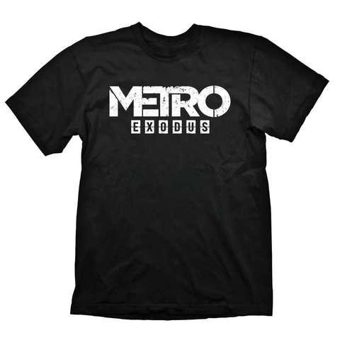 Футболка Metro Exodus Logo