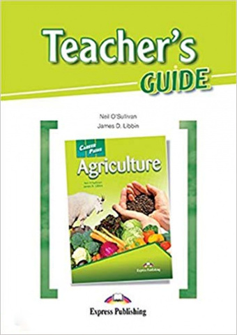 Agriculture: Teacher's Guide