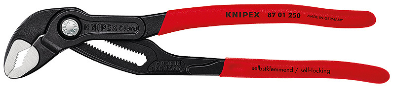 Ключ переставной Cobra Knipex KN-8701250