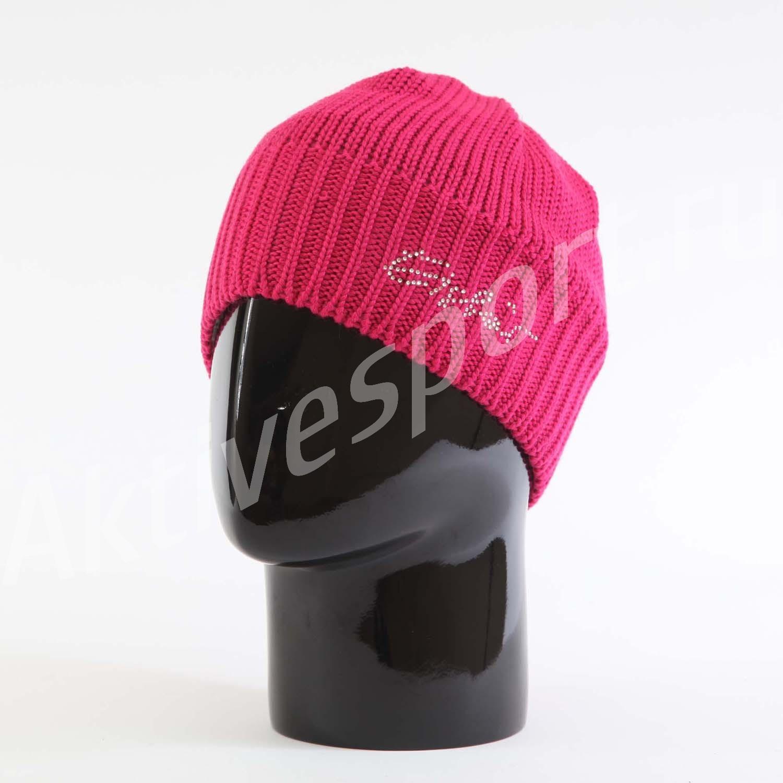 Женские шапки Шапка Eisbar Trop Crystal 442 IMG_0904.jpg