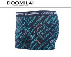 Мужские боксеры DOOMILAI 01022, 2 шт. в упаковке