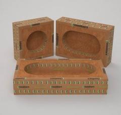 SoundGuard IzoBox 4 350х130х48 мм Звукоизоляционный подрозетник четырехсекционный