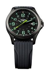 Швейцарские тактические часы Traser P67 OFFICER PRO GUNMETAL Orange 107860