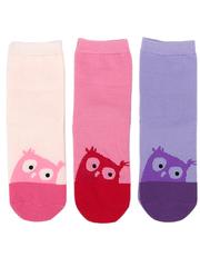 312-284 носки детские, цветные (10шт.)