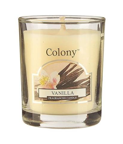Свеча ароматическая лампадная Ваниль, Wax Lyrical