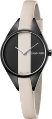 Женские швейцарские часы Calvin Klein K8P237X1