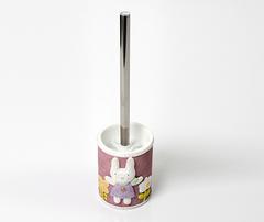 Ершик для туалета WasserKRAFT Ammer K-6427