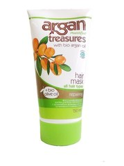Маска для волос восстанавливающая Argan treasures от Pharmaid