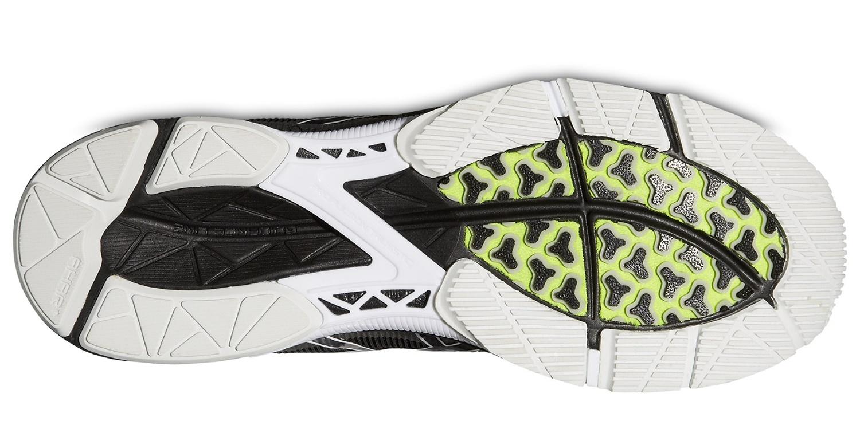 Мужские кроссовки для бега Asics Gel-DS Trainer 20 NC Lite-Show (T529Q 9090) черные фото