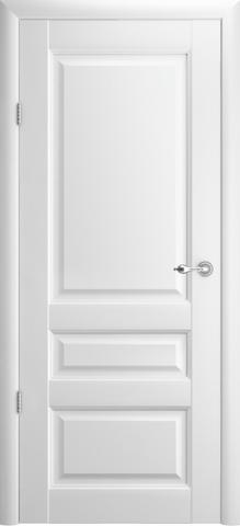 > Экошпон Фрегат Эрмитаж-2, цвет белый, глухая