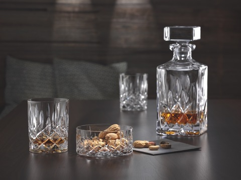 Noblesse Whisky Set 4
