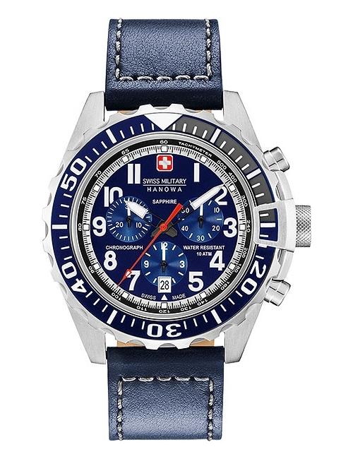 Часы мужские Swiss Military Hanowa 06-4304.04.003 Touchdown Chrono