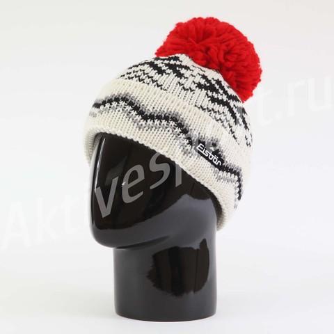 шапка Eisbar ria pompon
