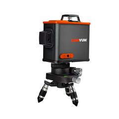 Лазерный уровень  LOMVUM 3D-360B 12 синих лучей