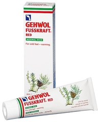 Gehwol Fusskraft Red Normal Skin - Красный бальзам для нормальной кожи
