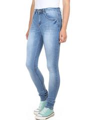 9007 джинсы женские, синие