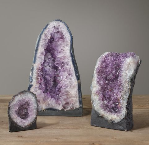 Amethyst Crystal Cathedral Collection
