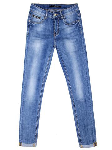 L5076 джинсы женские, голубые
