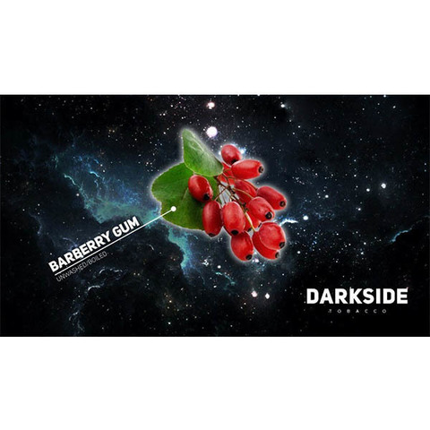 Dark Side Barberry Gum 100г