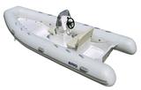 Лодка РИБ с жестким дном BRIG F500GL