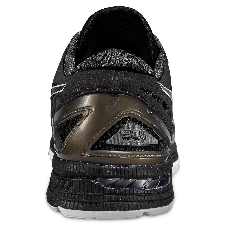 Мужские беговые кроссовки Asics Gel-DS Trainer 20 NC Lite-Show (T529Q 9090) черные фото