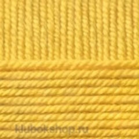 Пряжа Зимний вариант (Пехорка) 75 Желтая роза - купить в интернет-магазине недорого klubokshop.ru