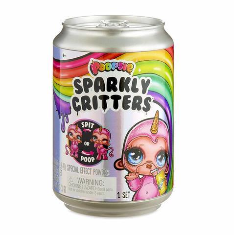 Пупси Сюрприз Блестящие питомцы - Poopsie Sparkly Critters, MGA