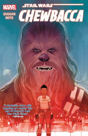 Star Wars. Chewbacca с автографом Джерри Даггана
