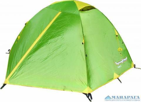 Палатка RockLand Peak 3 (зеленый)
